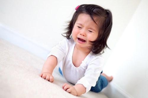 Chấn thương do té ngã ở trẻ em