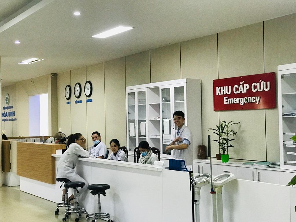 Bệnh viện Đa khoa Hòa Bình: Đề nghị công an xử lý người tung tin thất thiệt