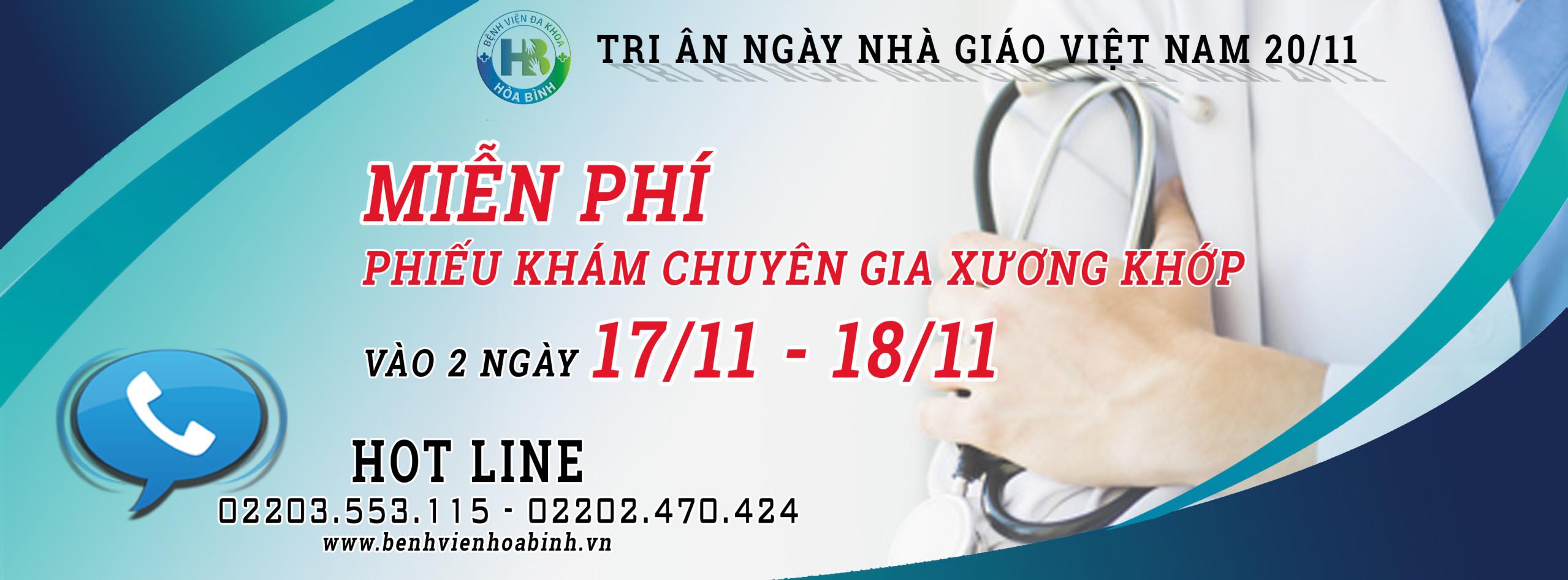 Tri ân ngày nhà giáo Việt Nam 20/11 (Đặc biệt trong tháng 11)